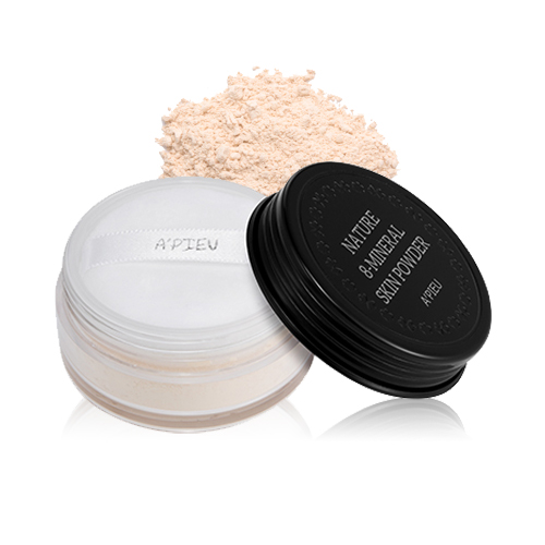[A'PIEU] Nature 8 Mineral Skin Powder - 8.5g