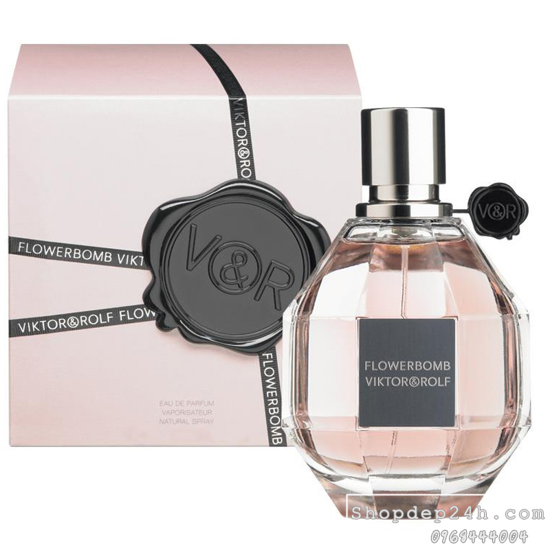 [Viktor&Rolf] Nước hoa mini nữ Viktor&Rolf Flowerbomb For Women 7ml