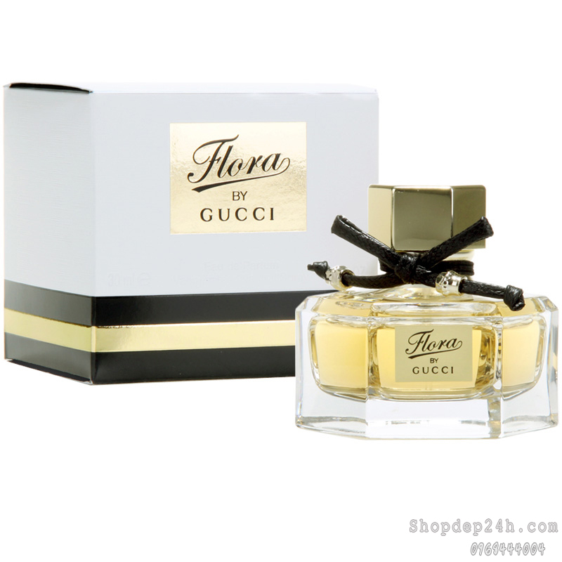 [Gucci] Nước hoa mini nữ Gucci Flora By Gucci EDP 5ml