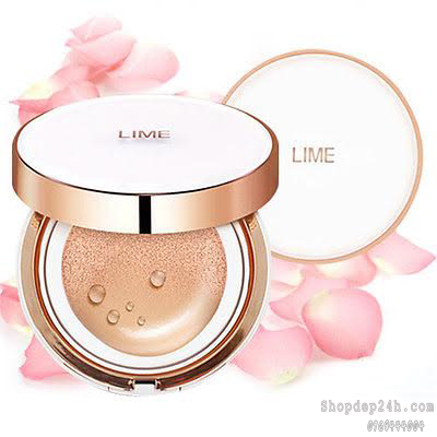 [LIME cosmetics] Phấn nước LIME Real Cover Pink Cushion